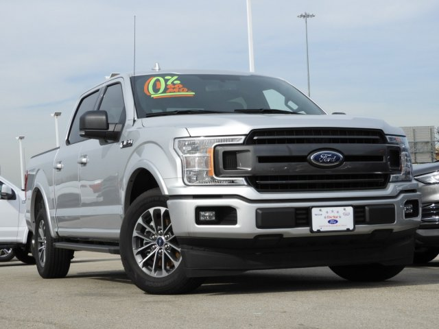 2018 F-150 SuperCrew Cab 4x2,  Pickup #JKF12628 - photo 3