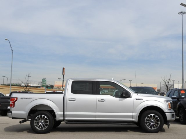 2018 F-150 SuperCrew Cab 4x2,  Pickup #JKF12628 - photo 2