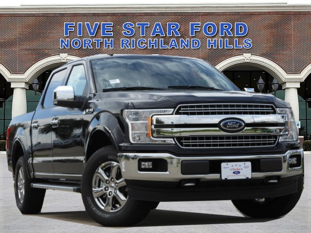 2018 F-150 SuperCrew Cab 4x4,  Pickup #JKF34363 - photo 1