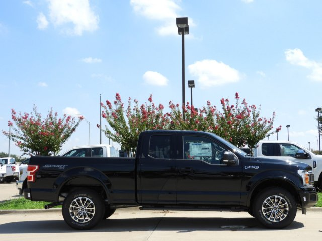 2018 F-150 Super Cab 4x4,  Pickup #JKF40412 - photo 3