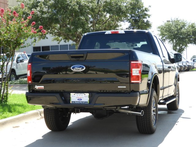 2018 F-150 Super Cab 4x4,  Pickup #JKF40412 - photo 4