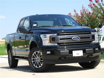 2018 F-150 Super Cab 4x4,  Pickup #JKF40412 - photo 1