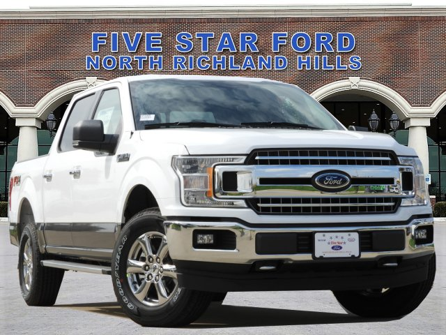 2018 F-150 SuperCrew Cab 4x4,  Pickup #JKF43809 - photo 1
