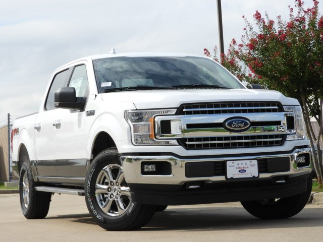 2018 F-150 SuperCrew Cab 4x4,  Pickup #JKF43809 - photo 3