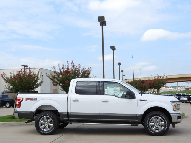 2018 F-150 SuperCrew Cab 4x4,  Pickup #JKF43809 - photo 5