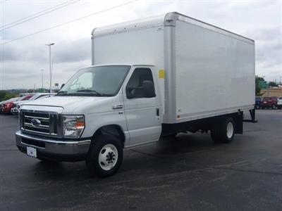 2019 E-350 4x2, Smyrna Truck Aluminum Dry Freight #KDC63063 - photo 3