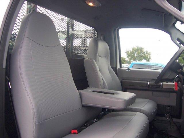 2019 F-650 Regular Cab DRW 4x2, Parkhurst Structureline Stake Bed #KDF06624 - photo 7