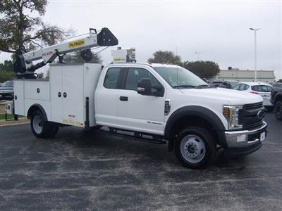 2019 F-550 Super Cab DRW 4x4, Palfinger PAL Pro 43 Mechanics Body #KEC46318 - photo 1