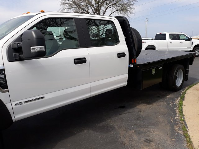 2019 F-550 Crew Cab DRW 4x4, CM Truck Beds RD Model Platform Body #KED03546 - photo 3