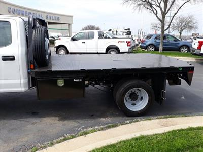 2019 F-550 Crew Cab DRW 4x4, CM Truck Beds RD Model Platform Body #KED03546 - photo 4