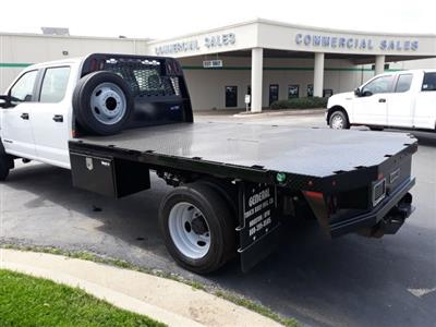 2019 F-550 Crew Cab DRW 4x4, CM Truck Beds RD Model Platform Body #KED03546 - photo 2