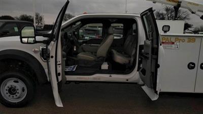 2019 F-550 Super Cab DRW 4x4, Palfinger PAL Pro 39 Crane Body #KED03557 - photo 11