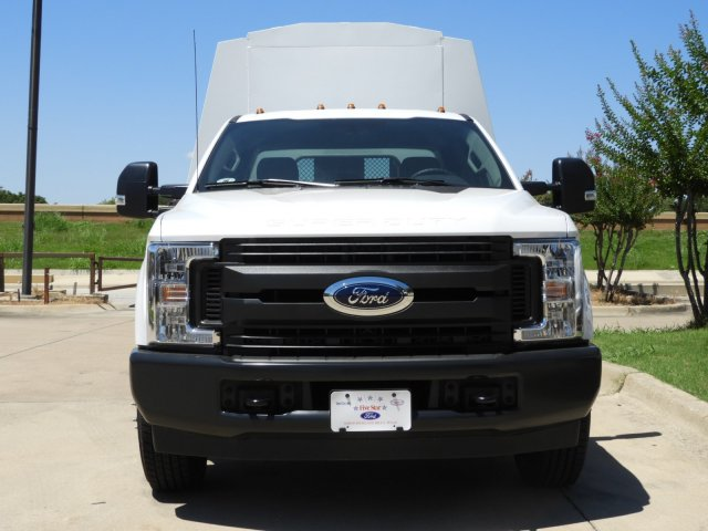 2019 F-350 Super Cab DRW 4x2, Knapheide KUVcc Service Body #KED18132 - photo 11