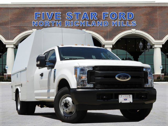 2019 F-350 Super Cab DRW 4x2,  Knapheide Service Body #KED18132 - photo 1