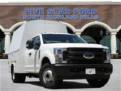 2019 F-350 Super Cab DRW 4x2, Knapheide KUVcc Service Body #KED18132 - photo 1