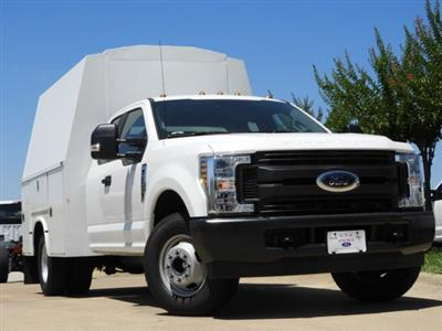 2019 F-350 Super Cab DRW 4x2, Knapheide KUVcc Service Body #KED18132 - photo 4
