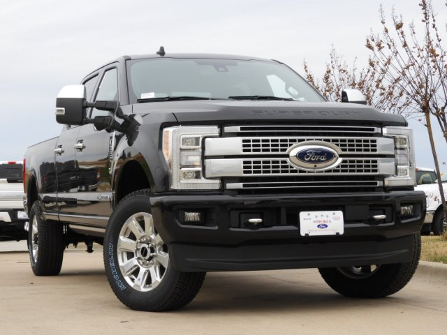 2019 F-350 Crew Cab 4x4,  Pickup #KED25044 - photo 4