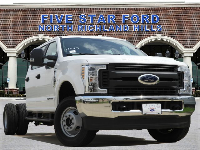 2019 F-350 Crew Cab DRW 4x4, Cab Chassis #KED54946 - photo 1