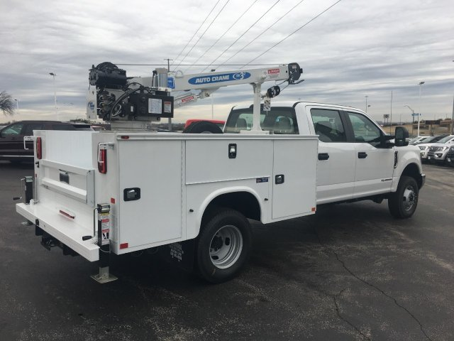 2019 F-350 Crew Cab DRW 4x4, Palfinger PAL Pro 20 Mechanics Body #KED72638 - photo 4