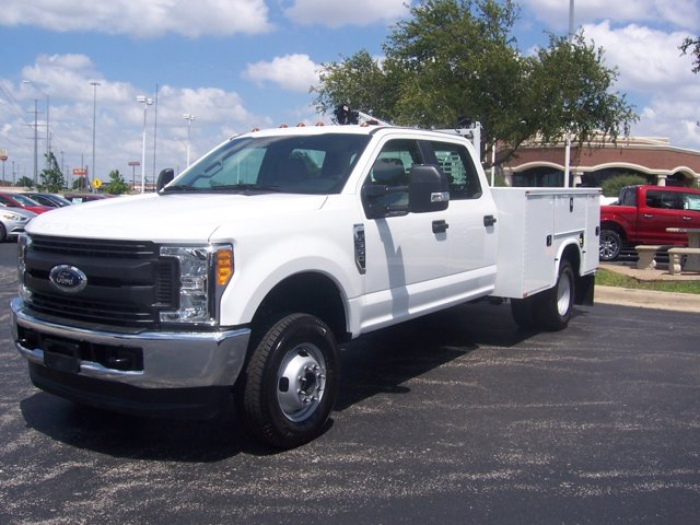 2019 F-350 Crew Cab DRW 4x4, Knapheide Service Body #KED72640 - photo 1