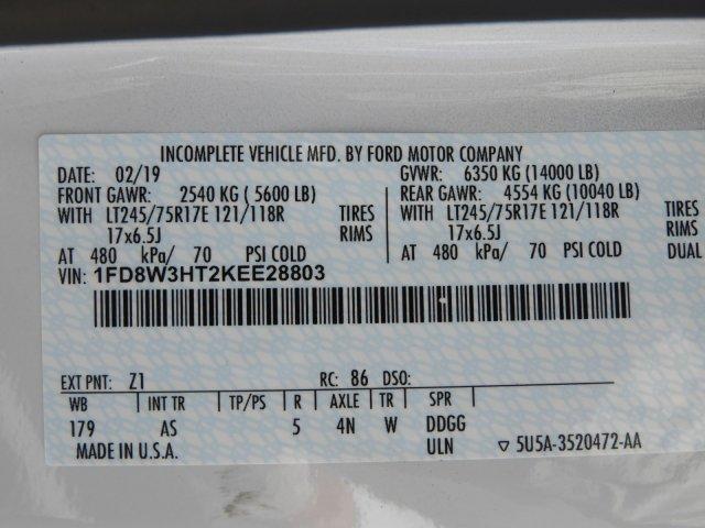 2019 F-350 Crew Cab DRW 4x4, Stahl Mechanics Body #KEE28803 - photo 21