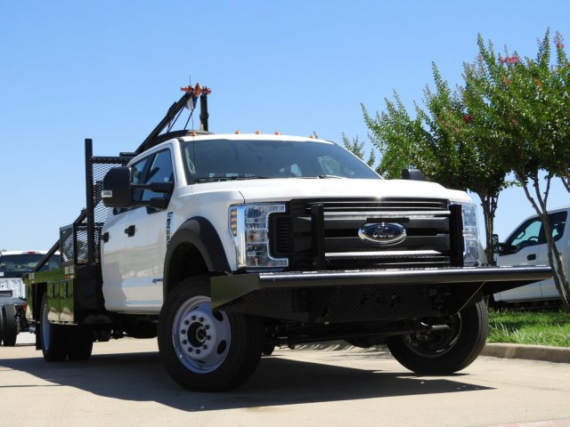 2019 F-550 Crew Cab DRW 4x4, Pick-Up Pals Other/Specialty #KEE28806 - photo 4