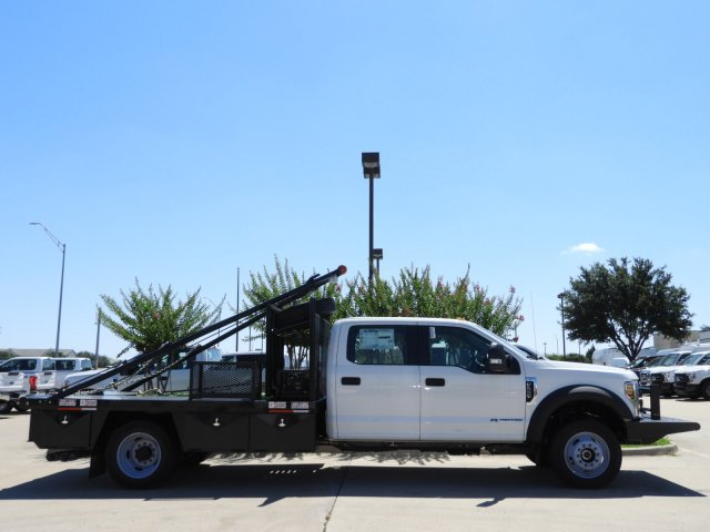 2019 F-550 Crew Cab DRW 4x4, Pick-Up Pals Other/Specialty #KEE28806 - photo 3