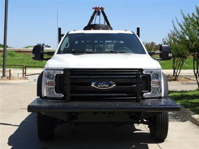 2019 F-550 Crew Cab DRW 4x4, Pick-Up Pals Other/Specialty #KEE28806 - photo 9