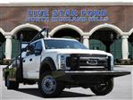 2019 F-550 Crew Cab DRW 4x4, Pick-Up Pals Other/Specialty #KEE28806 - photo 1