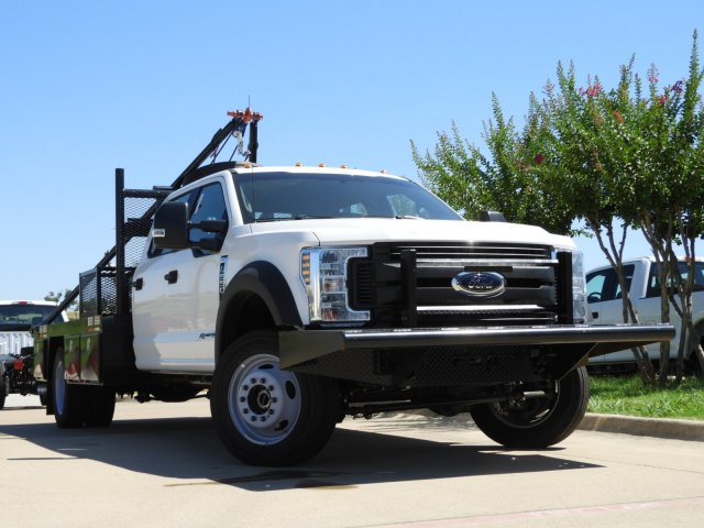 2019 F-550 Crew Cab DRW 4x4,  Pick-Up Pals Other/Specialty #KEE28807 - photo 1