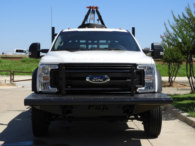 2019 F-550 Crew Cab DRW 4x4, Pick-Up Pals Other/Specialty #KEE28807 - photo 8