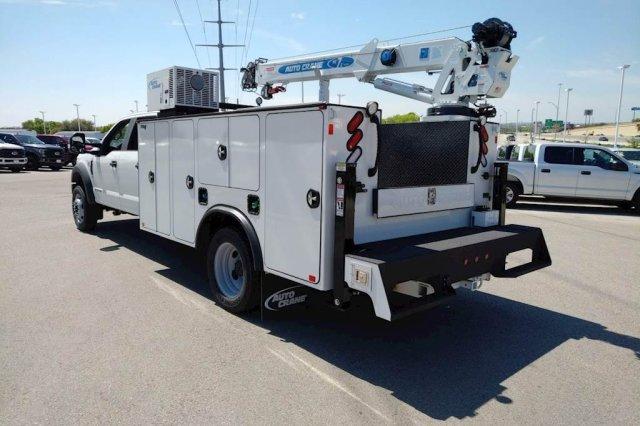 2019 F-550 Crew Cab DRW 4x4, Auto Crane Titan Mechanics Body #KEE28808 - photo 2
