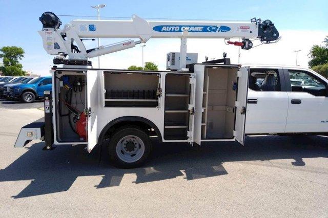 2019 F-550 Crew Cab DRW 4x4, Auto Crane Titan Mechanics Body #KEE28808 - photo 8