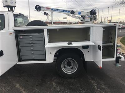 2019 F-350 Crew Cab DRW 4x4, Knapheide Standard Service Body Mechanics Body #KEE28923 - photo 6
