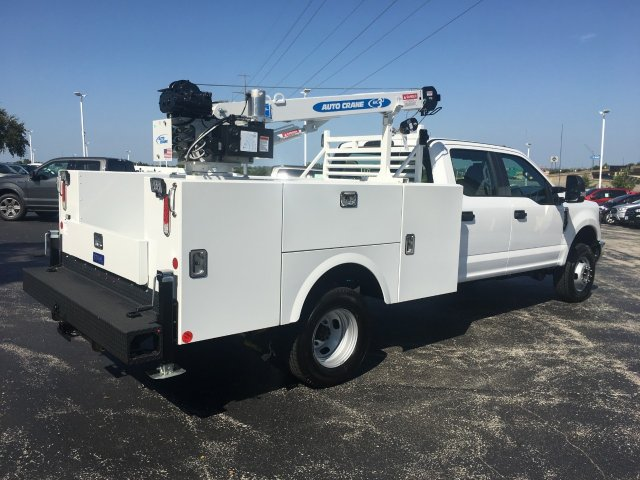 2019 Ford F-350 Crew Cab DRW 4x4, Stahl Service Body #KEE60506 - photo 1