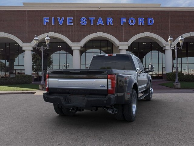 2019 F-450 Crew Cab DRW 4x4, Pickup #KEE73227 - photo 1