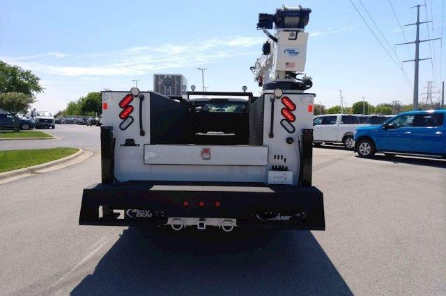 2019 F-550 Crew Cab DRW 4x4, Auto Crane Titan Mechanics Body #KEE93344 - photo 6