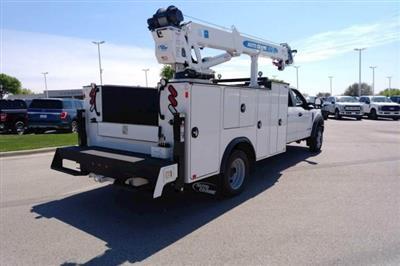 2019 F-550 Crew Cab DRW 4x4, Auto Crane Titan Mechanics Body #KEE93344 - photo 5