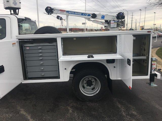 2019 F-350 Super Cab DRW 4x4, Knapheide Standard Service Body Mechanics Body #KEF22143 - photo 6