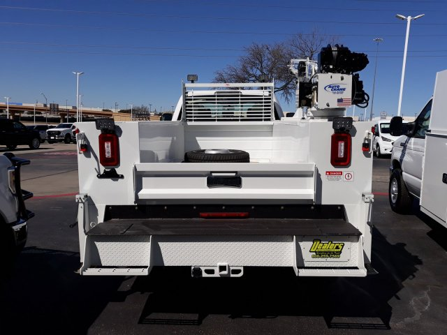 2019 F-350 Super Cab DRW 4x4, Knapheide Standard Service Body Mechanics Body #KEF22145 - photo 11