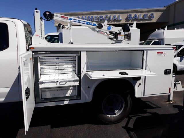 2019 F-350 Super Cab DRW 4x4, Knapheide Standard Service Body Mechanics Body #KEF22145 - photo 14