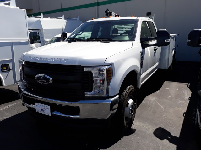 2019 F-350 Super Cab DRW 4x4, Knapheide Standard Service Body Mechanics Body #KEF22145 - photo 1