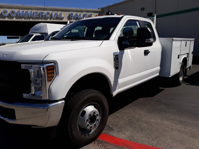 2019 F-350 Super Cab DRW 4x4, Knapheide Standard Service Body Mechanics Body #KEF22145 - photo 7