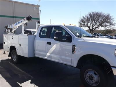 2019 F-350 Super Cab DRW 4x4, Knapheide Standard Service Body Mechanics Body #KEF22145 - photo 8