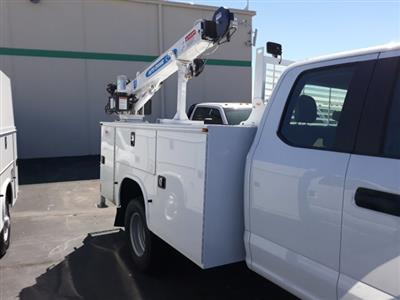 2019 F-350 Super Cab DRW 4x4, Knapheide Standard Service Body Mechanics Body #KEF22145 - photo 9