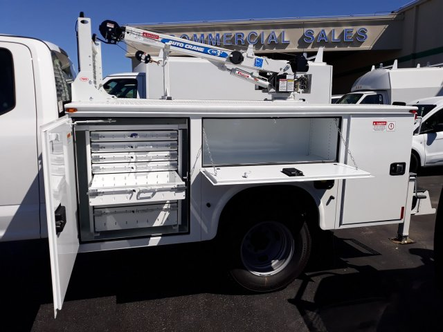 2019 F-350 Super Cab DRW 4x4, Knapheide Standard Service Body Mechanics Body #KEF22146 - photo 14