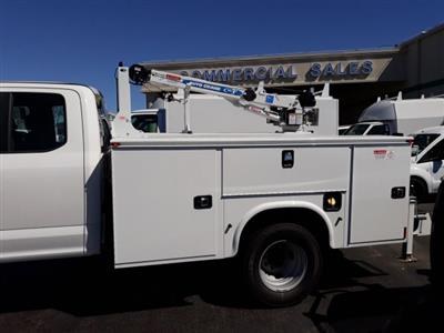 2019 F-350 Super Cab DRW 4x4, Knapheide Standard Service Body Mechanics Body #KEF22146 - photo 6