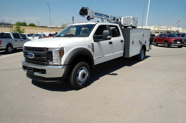 2019 F-550 Crew Cab DRW 4x4, Mechanics Body #KEF25035 - photo 1