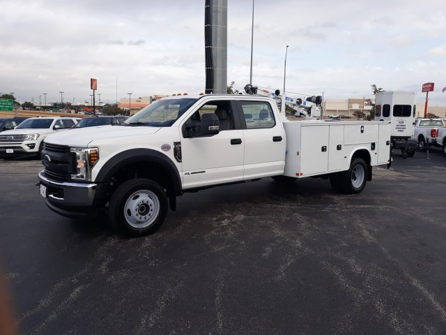2019 F-450 Crew Cab DRW 4x4, Knapheide Mechanics Body #KEF25206 - photo 1