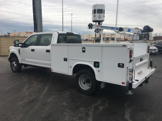 2019 F-350 Crew Cab DRW 4x4, Knapheide Mechanics Body #KEF61753 - photo 1